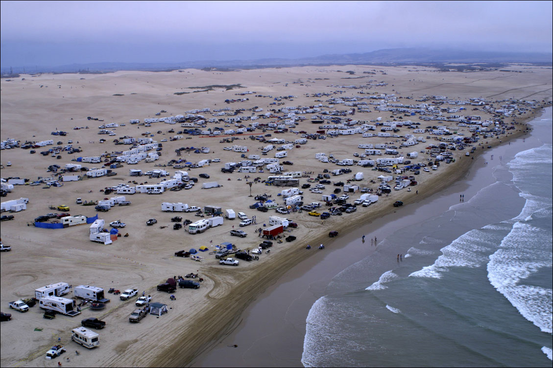 Pismo Beach Campgrounds Oceano Dunes The Best Beaches In World