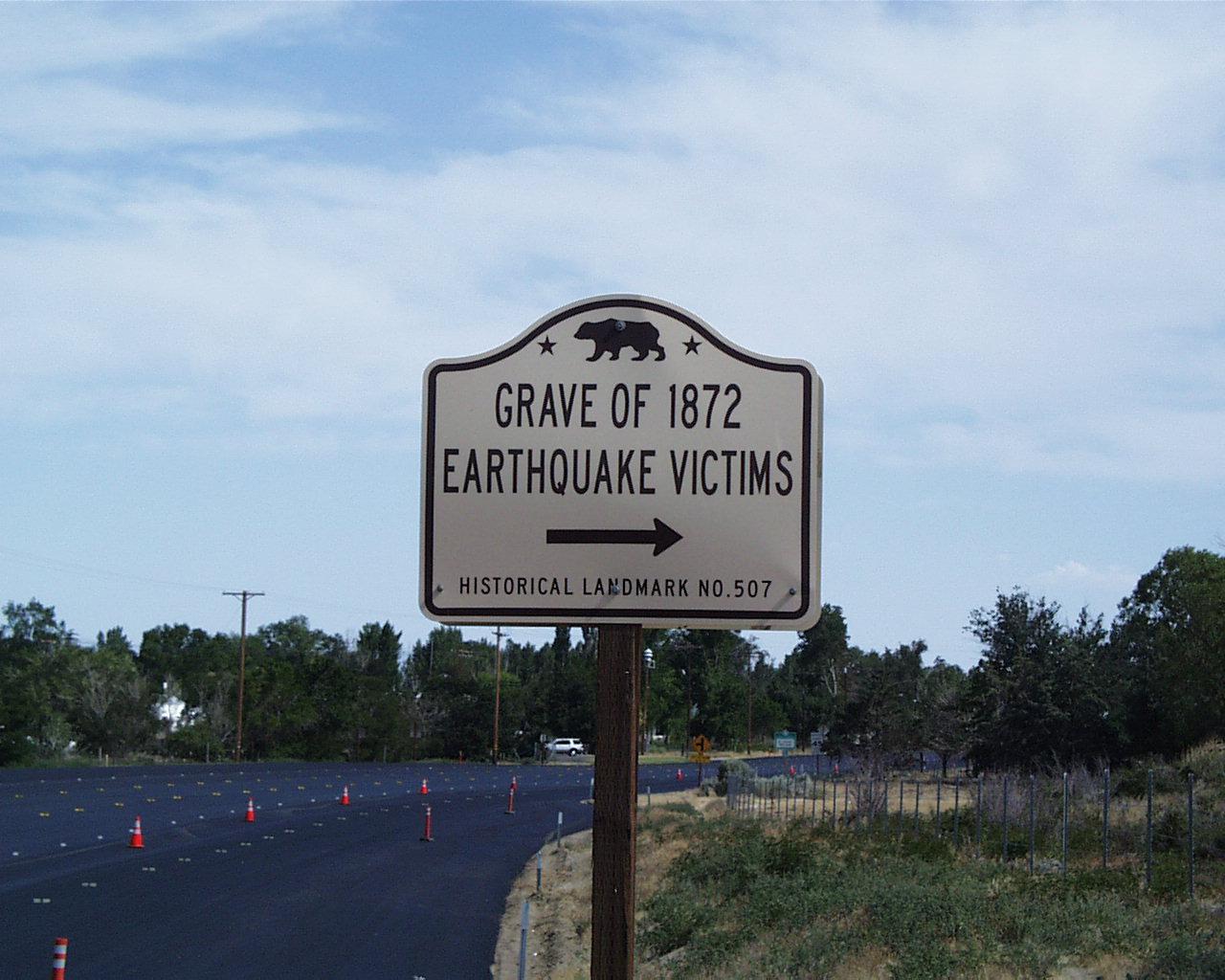 Owens Valley - Lone Pine, Big Pine, Bishop, Ancient ...