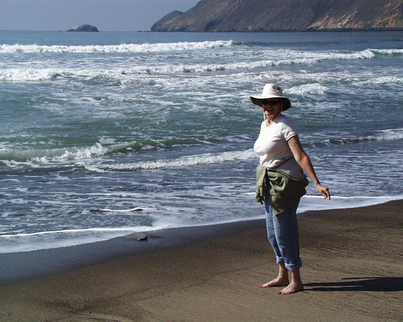 Point Sal Beach