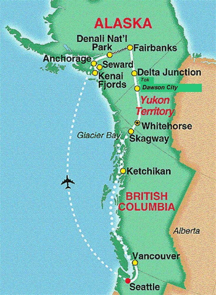 2004 Trips - Alaska - Lone Pine & Death Valley - San Juan ...